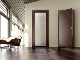 Interior Veneer Doors Interior Design With Veneered Doors With Glass And Without Glass