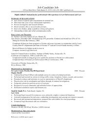resume samples objective cover letter sample criminal justice resume adjunct criminal cover letter cover letter template for criminal justice resume samples instructor samplessample criminal justice resume extra