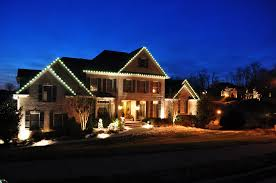 Exterior Commercial Christmas Decorations by Greenville Professional Outdoor Christmas Lights