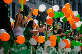 how st patrick u0027s day is celebrated in 12 cities around the world