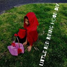 diy little red riding hood costume halloween costumes how to