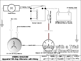 wiring diagram delco remy cs130 alternator wiring diagram plfs