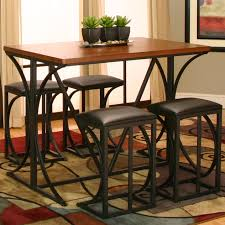 5 Piece Pub Table Set 5 Piece Pub And Stool Set By Cramco Inc Wolf And Gardiner Wolf