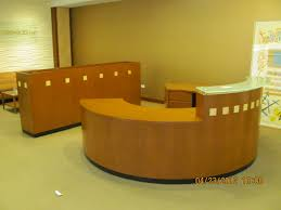 Round Reception Desk by Reception Desk Round Executive Liquidation U2013 Quality Used Office