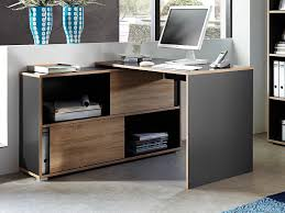 meuble bureau d angle bureau meuble meuble bureau d angle fermé bureau idées de décoration