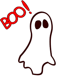 ghost clipart boo pencil and in color ghost clipart boo