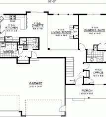 simple ranch house plans squire i country ranch home plan 001d