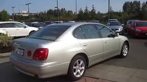 lexus of edison staff 2003 lexus gs300 gold stock 15 1841a walk around youtube