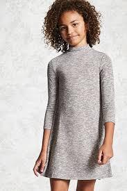 girls velvet dress kids forever21