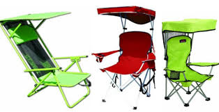 Sports Chair With Umbrella Sports Chairs With Canopy