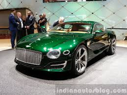 bentley exp 12 bentley exp 10 speed 6 concept