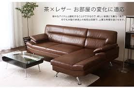 Japanese Sofa Bed Refido Japanese Leather Sofa Bedandbasics Sg