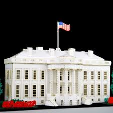 amazon com paper nano white house building kit toys u0026 games