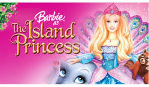 barbie island princess cartoon movie 2015 hindi