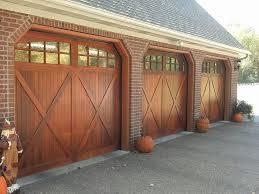 Overhead Barn Doors Wood Carriage House Garage Doors By C H I Www Chiohd