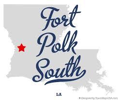 louisiana map fort polk map of fort polk south la louisiana