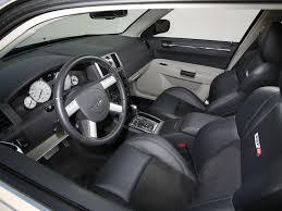 interior chrysler 300c srt8 touring le u00272006 u201310