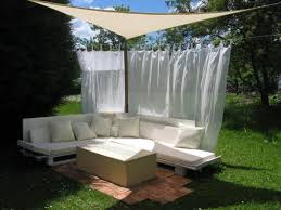 windschutz balkon stoff ideen windschutz sichtschutz sonnensegel ikea mit schönes garten