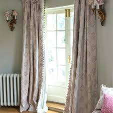 Curtain Trim Ideas Curtains With Lace Trim Like The Trim And The Lining Prefer A