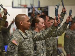 first female nco graduate of u s army infantry qualifying course