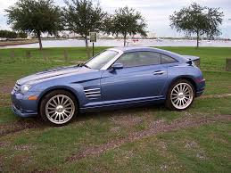 the chrysler crossfire misadventure car and truck reviews