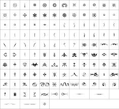 itc bodoni ornaments std pi fonts