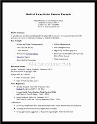 sample resume for staff nurse sample resume for medical receptionist resume samples and resume sample resume for medical receptionist resume sample receptionist or medical assistant sample medical assistant resume with