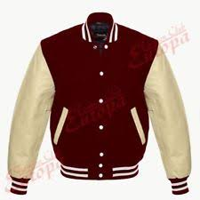 josten letterman jacket leather coats varsity baseball jackets for men ebay