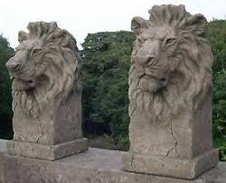 lions statues for sale garden statues ebay