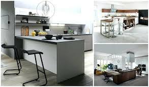 cuisine dans petit espace amenager une cuisine amacnagement studio lolabanet com