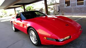 1994 chevy corvette 1994 chevrolet corvette coupe lt1 automatic for sale in scottsdale