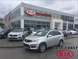 used 2012 kia sorento maple ridge metro vancouver bc west