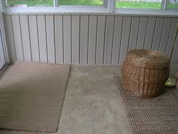 i do not like the color beige of my vinyl wainscoting on sun porch