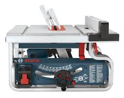 Bosch Saw Bench Bosch Table Saw Gts1031 Ultra Portable And Packed With Extras