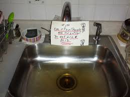 Drano Kitchen Sink by My Esl Grandma U0027s Sink Is Clogged So She Poured Drano Down The