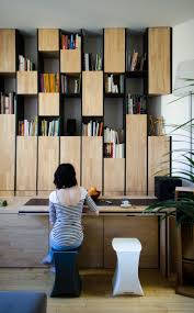 furniture interior stunning interior ideas using green wood wall