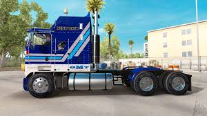 s model kenworth k100 aerodyne for american truck simulator