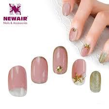 aliexpress com buy new fashion acrylic nail tips fake nails oval