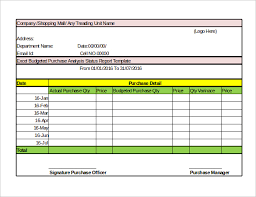Daily Sales Report Template Excel Free Sales Report Template 15 Free Word Excel Pdf Format