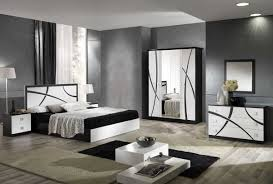 chambre noir et blanc design enchanteur deco chambre noir et blanc et chambre en noir et blanc