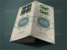 19 massage brochure templates free psd ai eps format download