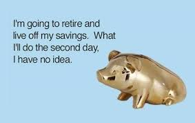 Retirement Meme - 10 great reasons to ignore retirement planning financial planner