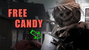 scarecrow halloween halloween scarecrow prank youtube