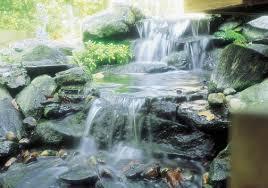 Dramatic Aquascapes Rustic Waterfalls Add Drama To A Landscape Aquascape Inc