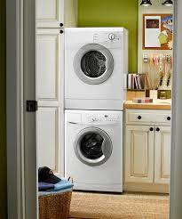 Apartment Size Appliances Washing Machine Galley Kitchen Beautiful Home Design