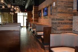 parterre vinyl flooring installation the loop bar restaurant