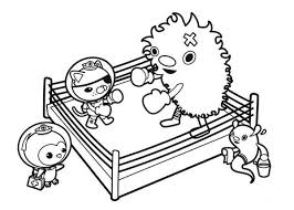 octonauts 29 cartoons u2013 printable coloring pages