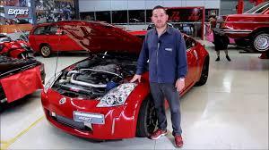 custom nissan 350z interior inside expert nissan 350z custom garage youtube