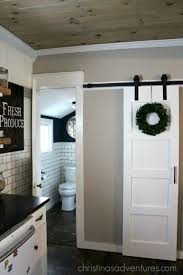 diy barn door designs and tutorials from thrifty decor