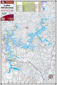 lake lanier map lake allatoona 202 kingfisher maps inc